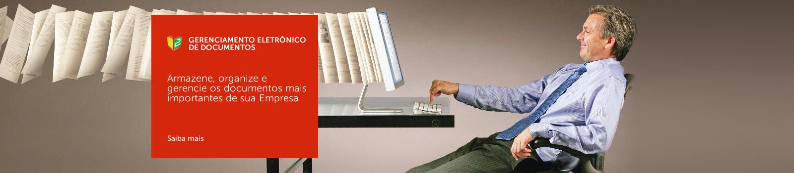 Armazene, organize e gerencie os documentos mais importantes de sua Empresa