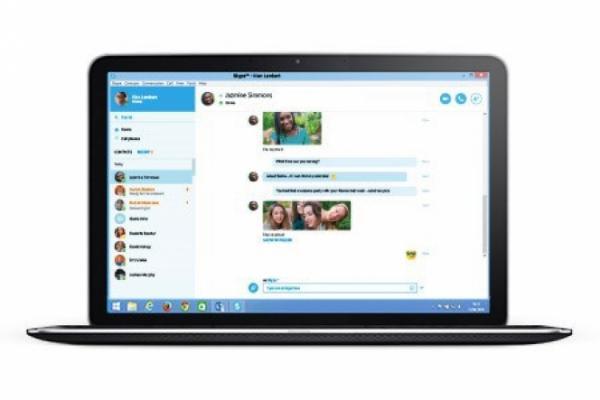 Skype ter� chamadas de voz e v�deo direto do navegador